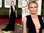 Kirsten Dunst attends the 73rd Annual Golden Globe Awards held at the Beverly Hilton Hotel on January 10, 2016 in Beverly Hills, California. Picture: Jason Merritt/Getty Images