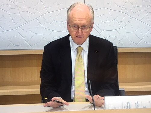 Former district court chief judge Reginald Blanch is presiding over the inquiry.
