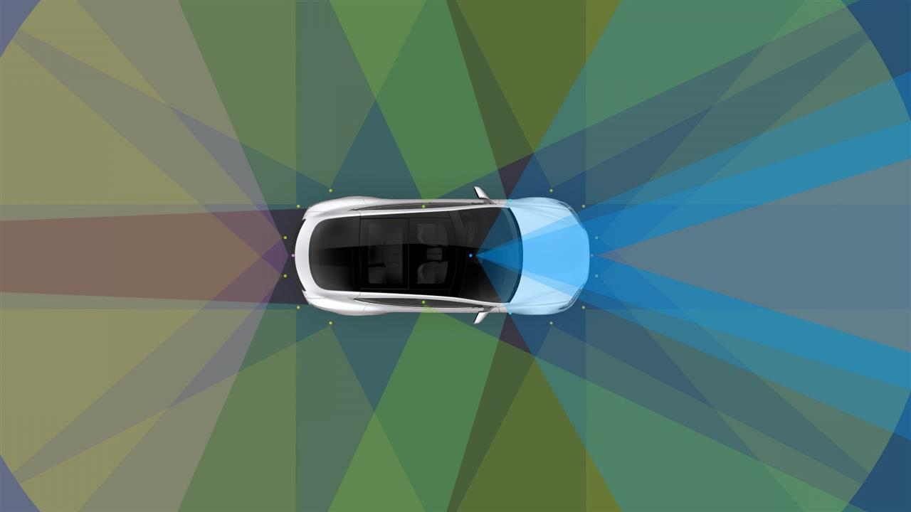 Tesla to Equip All Vehicles With Fully Self-Driving System