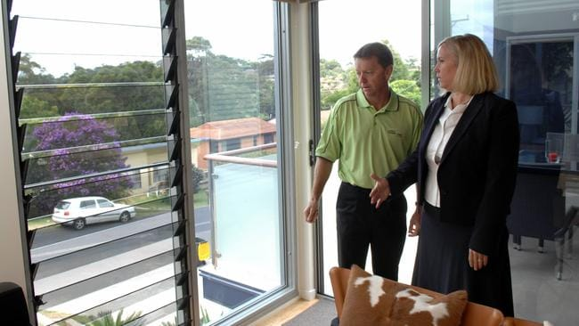 Light and air flow is crucial for energy efficiency as this home in Wamberal on NSW's central coast illustrates.
