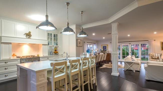The stunning Hamptons-inspired interiors of 89 Campbell St, Sorrento