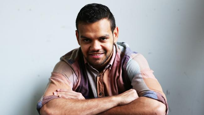Gritty role ... Meyne Wyatt is a rising star who couldn't resist the gritty and challenging role offered to him on Neighbours.