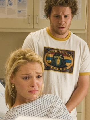 Knocked Up.