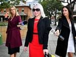 Lawyer Zali Burrows says a Sydney Morning Herald article 'irreparably harmed' her reputation.