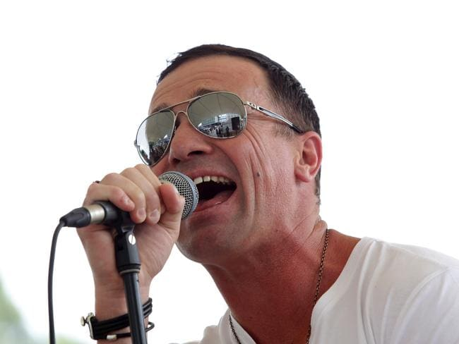 Hack attack ... Shannon Noll was named as a winner' by online trolls.