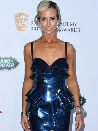 Lady Victoria Hervey says she was dating Prince Andrew when they met Epstein. Picture: AFP