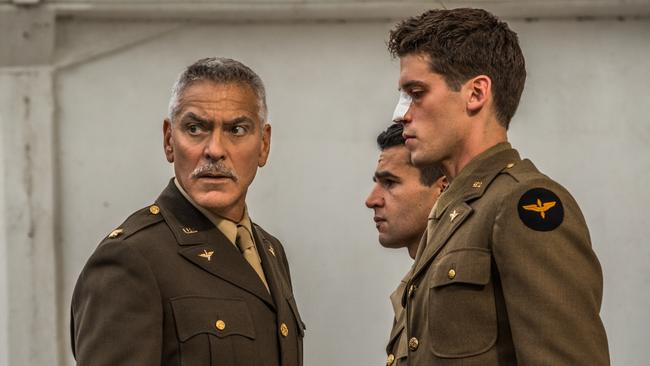George Clooney was also a producer on Catch-22