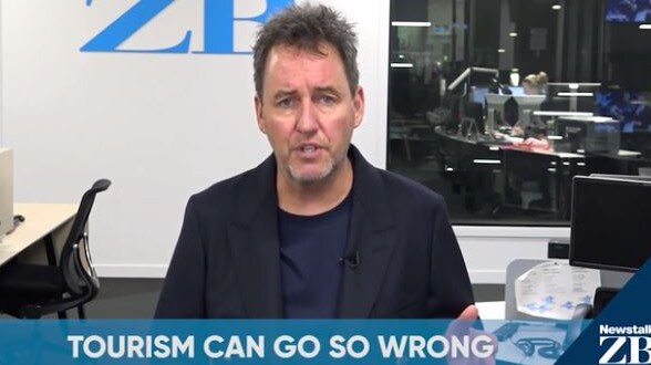 NZ radio host Mike Hosking won't be going back to Hawaii.