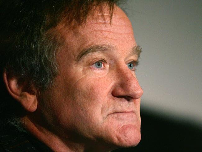 Deep depression ... friends say Robin Williams felt humiliated his television show had been a failure. Picture: Tiziana Fabi