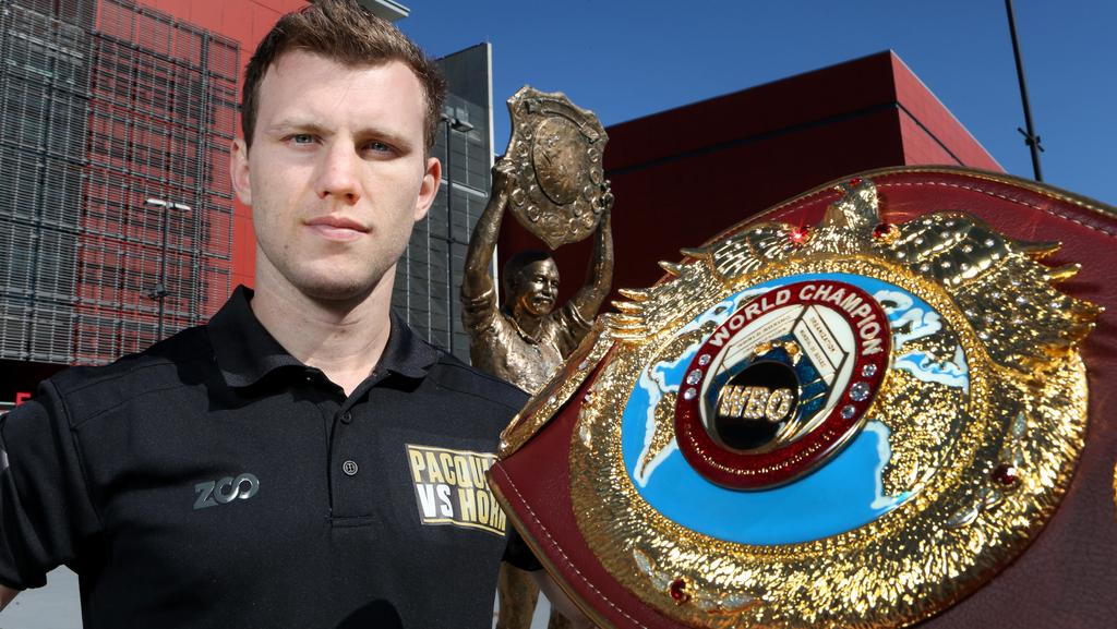 Jeff Horn world champ: call for statue outside Suncorp ...