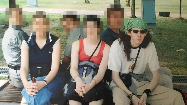 Huckle used his gap year as a springboard for a campaign of depraved abuse. Picture: Sammie Gee