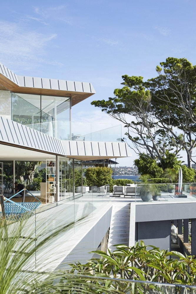 Inside the Louis Vuitton Beach House event in Sydney