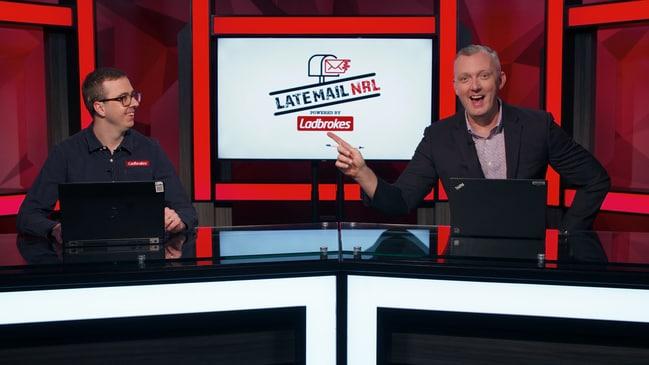 Late Mail NRL Powered by Ladbrokes - 2019 Finals Week 2