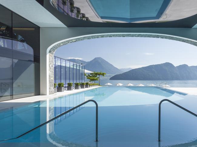 5 Stunning Swimming Pools In Switzerland Escape
