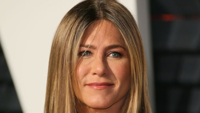 Jennifer Aniston has been a victim of harassment for years. Image: Getty