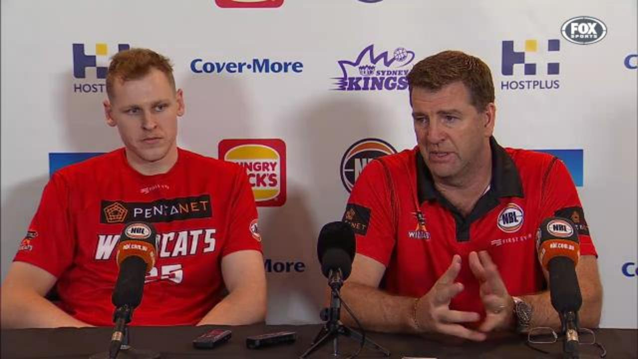 Wildcats press conference