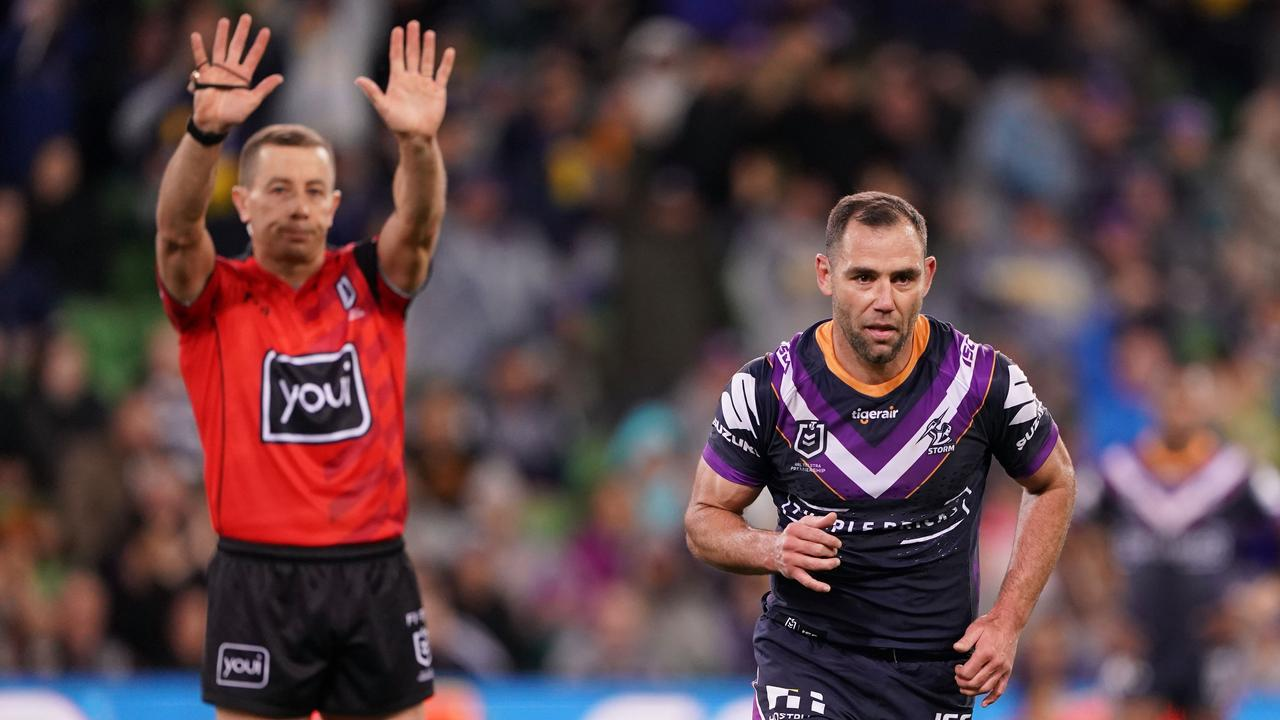 The NRL's referees haven't ruled out strike action.