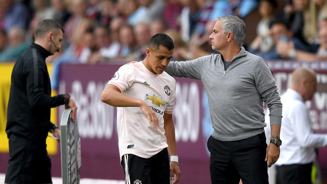 Alexis Sanchez now owes Marcos Rojo $20k after their bet about Jose Mourinho's sacking.