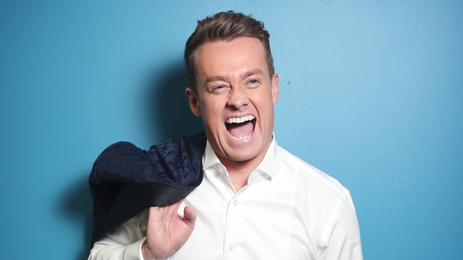 Grant Denyer has a sex tape