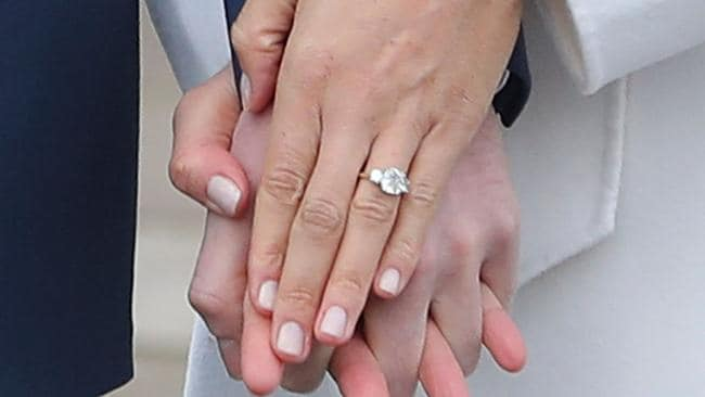 Meghan Markle Wedding Ring.Meghan Markle Engagement Ring How To Buy A Replica