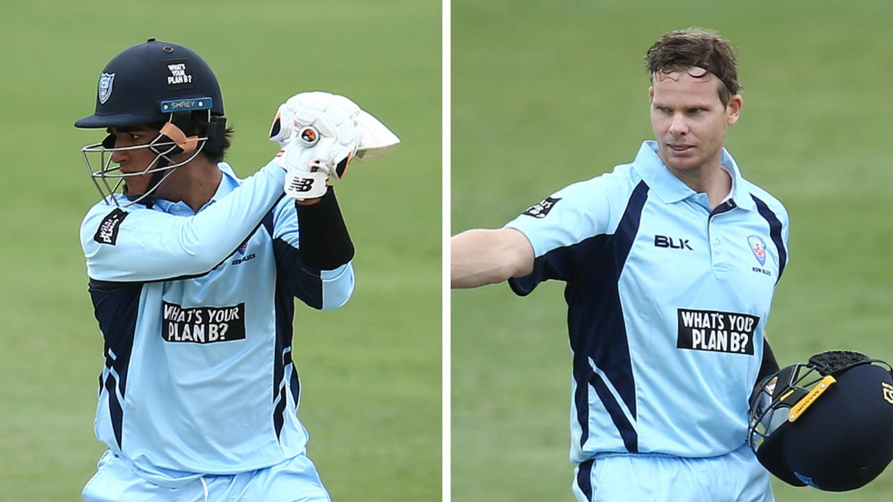 Steve Smith and Oliver Davies dominated for NSW on the return of the One-Day Cup.