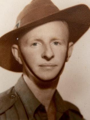 Bert Collins fought in Merauke in Papua New Guinea.
