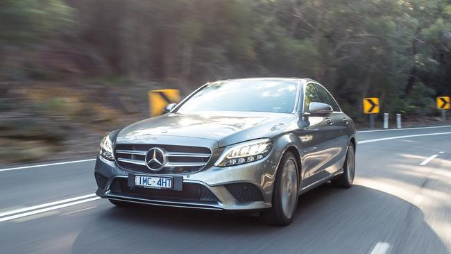 The C-Class has been the benchmark small luxury sedan for a number of years.