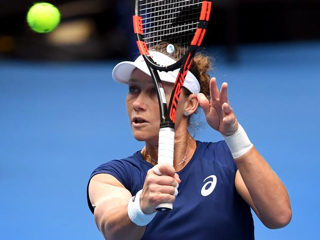 Stosur was no match for Watson