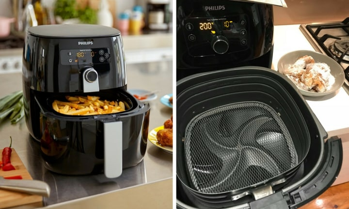 The two questions you need to ask before buying an airfryer