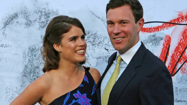 The couple are set to wed this October. Image: David M. Benett/Getty Images.