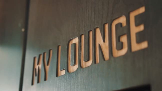 Inside Virgin's new My Lounge at Brisbane airport