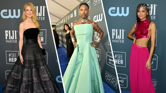 Critics' Choice Awards 2020: Stars shine on the red carpet