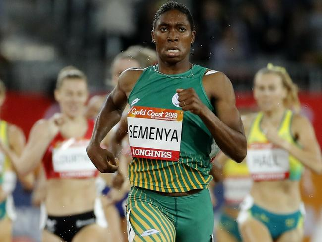Semenya's case is likely just the tip of a seismic shift in sport.
