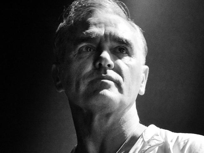 Morrissey is over the US election. Picture: Jim Dyson/WireImage