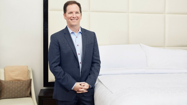 Dr Michael Breus, aka Oprah's sleep doctor. Image: Princess Cruises.
