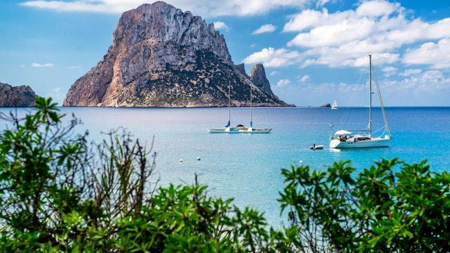 The tragedy took place off the coast of Ibiza in the Balearic Islands. Picture: iStock