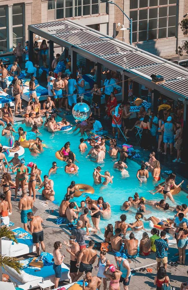 Journalist Lauren Steussy says NYC pools are hell on earth with long lines and strict dress codes.