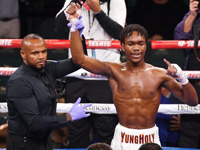 Evan Holyfield's debut fight only lasted 16 seconds.