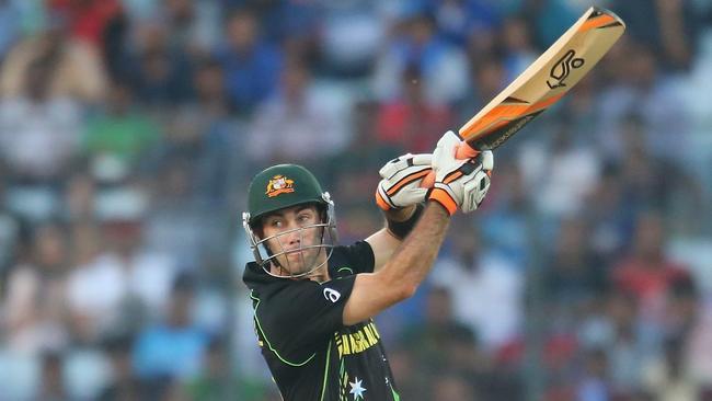 Glenn Maxwell will be a key player for Australia at the World Twenty20.