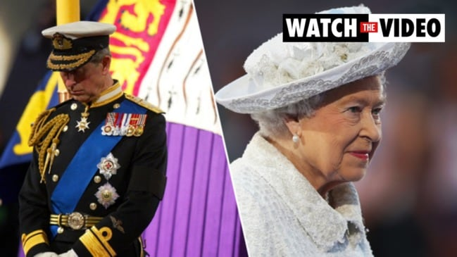 What happens when the Queen dies?
