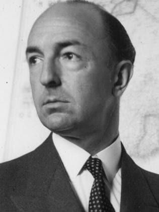 British minister John Profumo.
