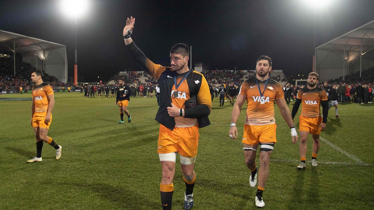 The Jaguares' success has been rewarded with 25 players included in the national team for their opening Test of the year.