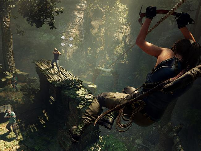 Shadow Of The Tomb Raider will be released on September 7, 2018