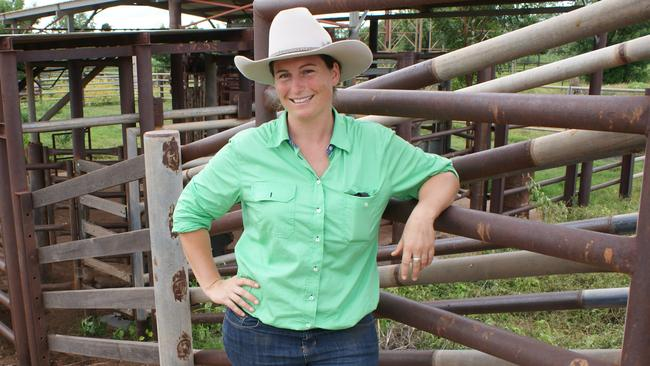 WA Rural Woman of the Year Catherine Marriott, in Kununurra, Western Australia.