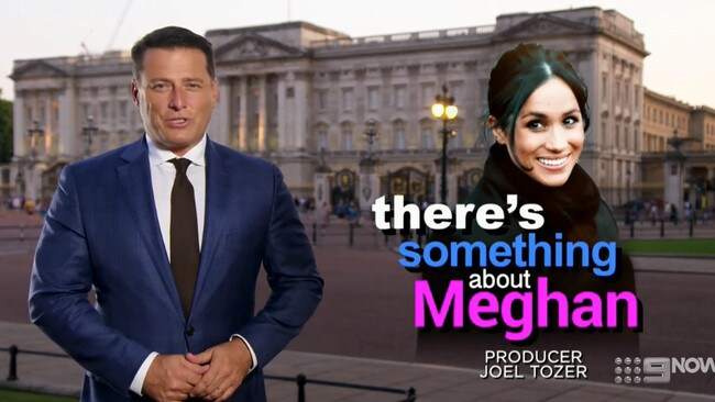 Stefanovic's Meghan story caused global backlash before it even aired.