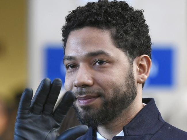 Jussie has been experiencing extreme nigh terrors. Picture: AP