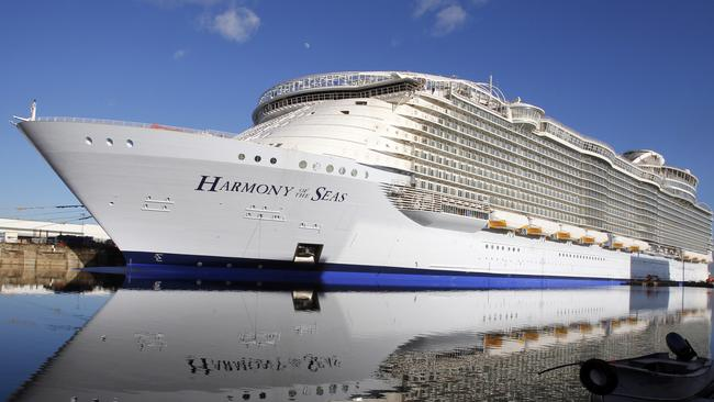 Cruise ships have captured the imagination of tourists.