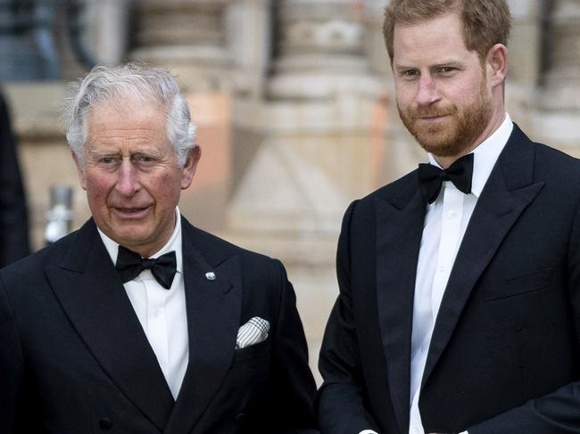 Prince Charles has reportedly given his son huge amounts of money in recent years. Picture: Niklas HALLE'N / AFP.