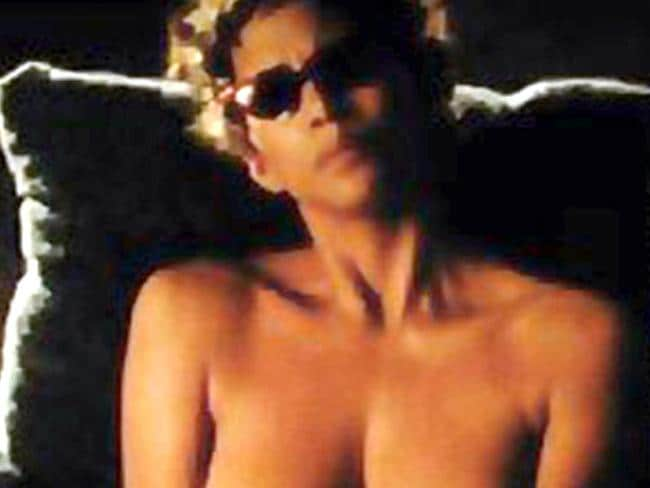Halle berry topless swordfish opinion