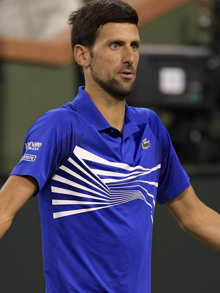 Novak Djokovic reportedly led the charge to get rid of Kermode.
